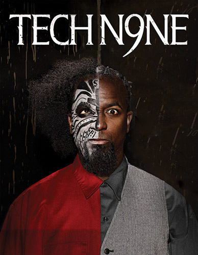 tech n9ne something else tour hard rock live las