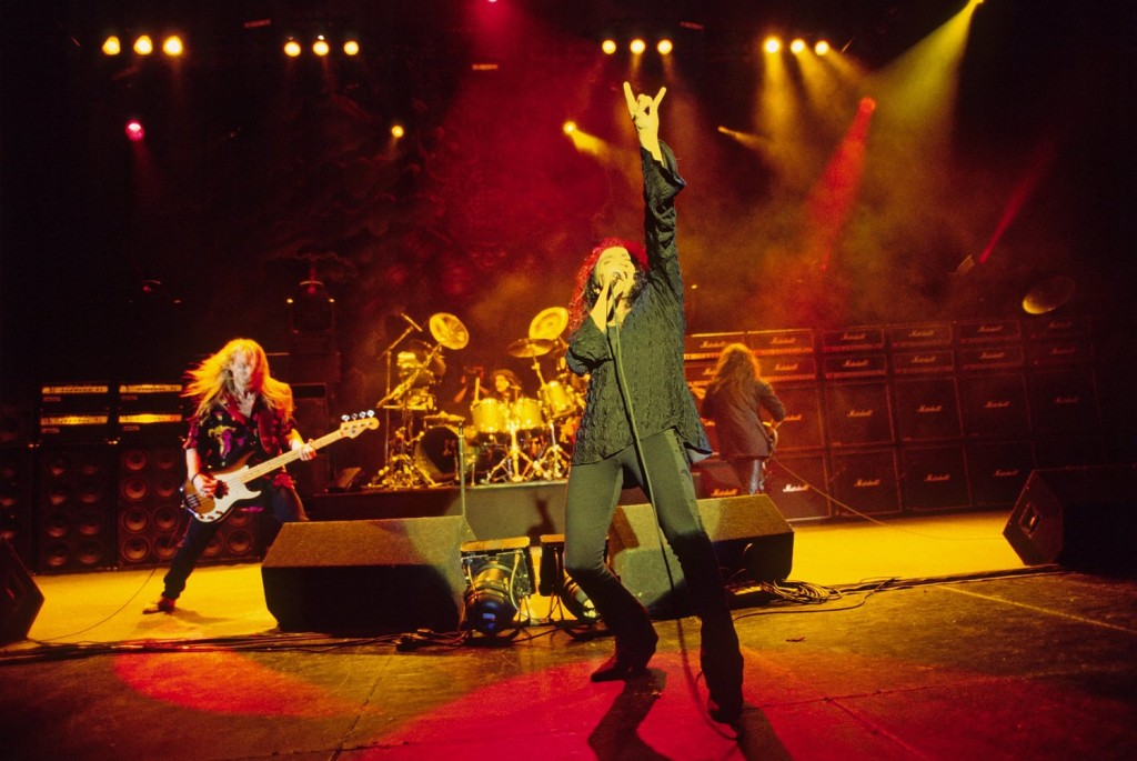 From Eagle Entertainment's release Dio Live in London Hammersmith Apollo 1993