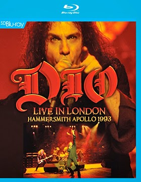 DIO Live in London – Hammersmith Apollo 1993 was released by Eagle Rock Entertainment on Blu-ray in May of 2014.