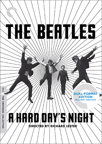 The Criterion Collection released a Hard Day's Night on the Blu-ray Disc format in 2014.