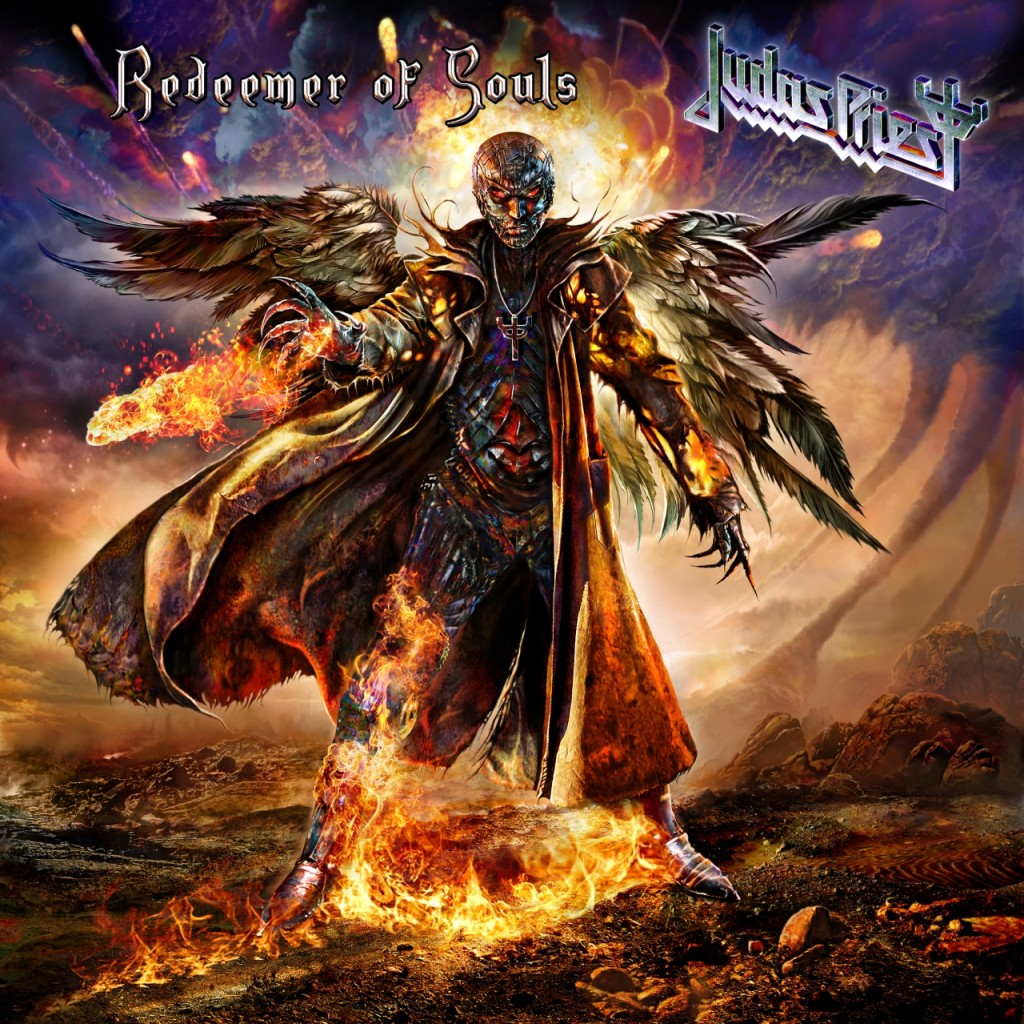 Redeemer of Souls is the seventeenth studio album from Judas Priest, released July 8, 2014 in the USA-  it is available in the UK as of July 14, 2014