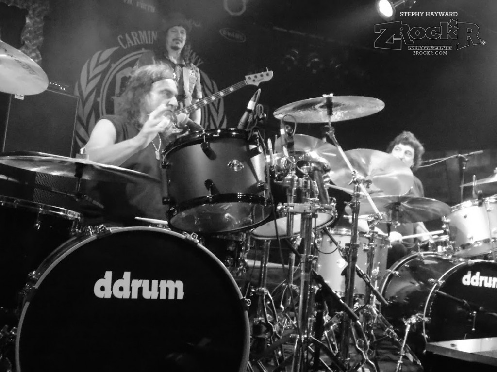 Appice Drum Wars took place at Count's Vamp'd on Saturday, July 26, 2014.