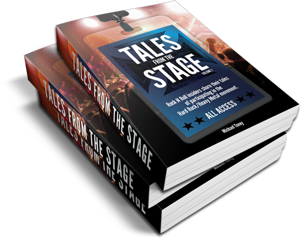 Tales From the Stage, by Michael Toney, was released in 2012.