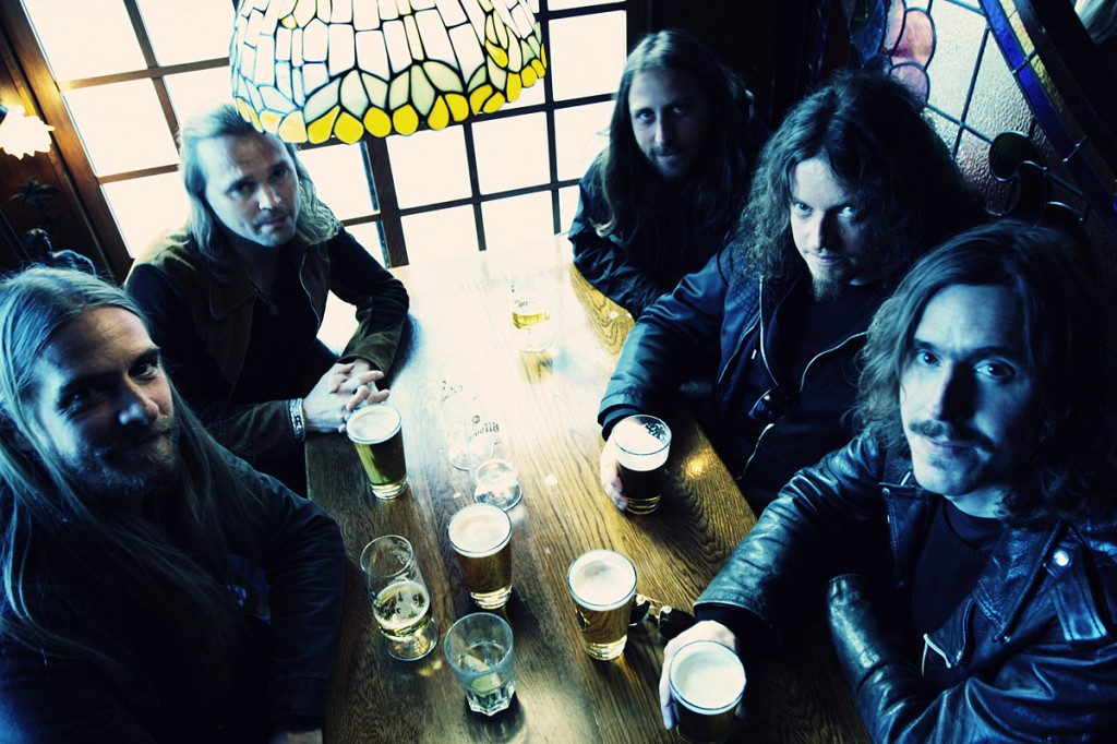 Opeth will be heading out on the road for a world tour in Fall 2014!