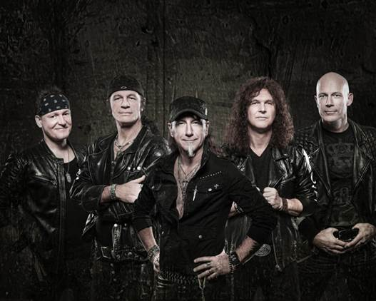 Accept are bringing their Blind Rage out on the road and will be at Vamp'd in Vegas on 13, September!