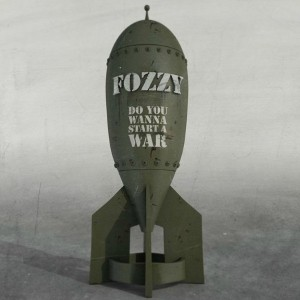 Do You Wanna Start a War is the sixth studio record from Fozzy. It was released on 22, July, 2014.