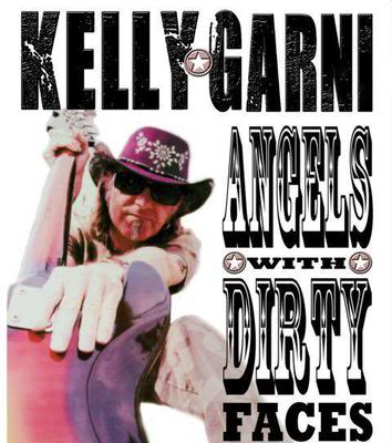 Angels with Dirty Faces is an autobiography from Kelly Garni. The book was first released in Autumn of 2012, with a Second Edition following a few months later.