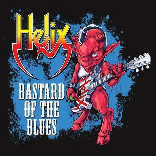 Bastard of the Blues is the latest studio album from Canadian rock band Helix, released in 2014.