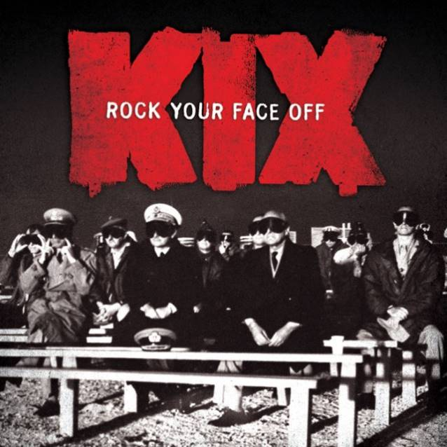 Rock Your Face Off is the seventh studio record from Kix.