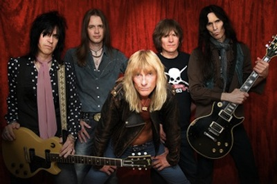 KIX are still rockin' in 2014!