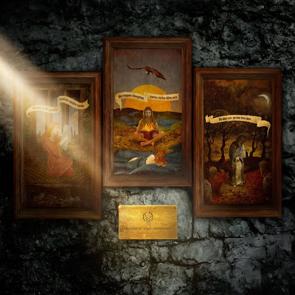 Opeth - Pale Communion (Released 26 September 2014)