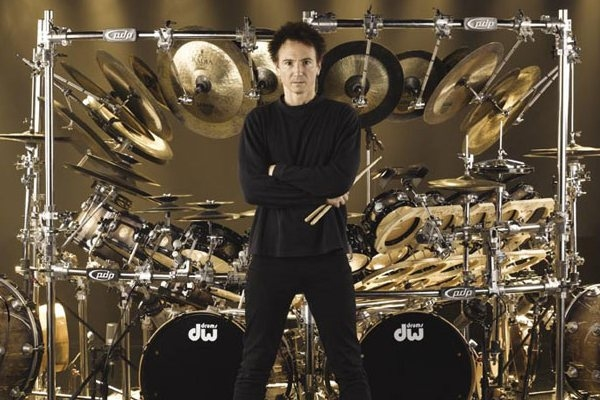 Terry Bozzio played an in-store show at Sam Ash Music Las Vegas on Tuesday, August 19, 2014.