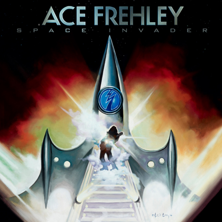 Ace Frehley Space Invader was released on eOne Music and a tour in support of the album will begin soon!