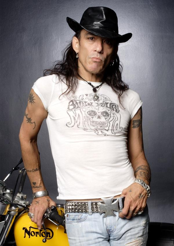 The one and only - Stephen Pearcy