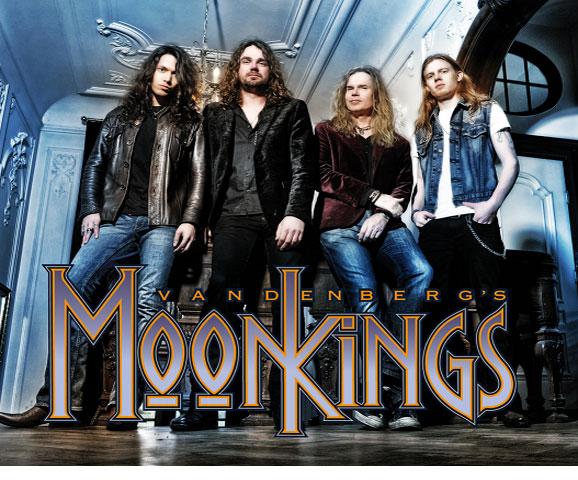 Adrian Vandenberg's MoonKings
