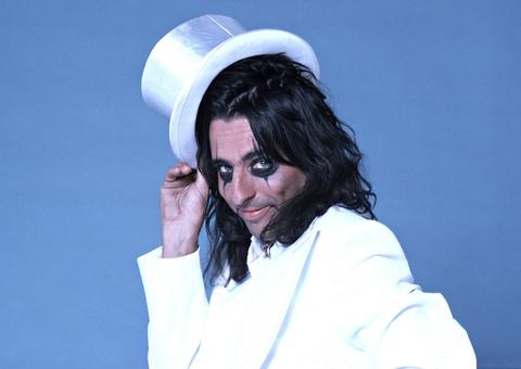 The legendary- Alice Cooper