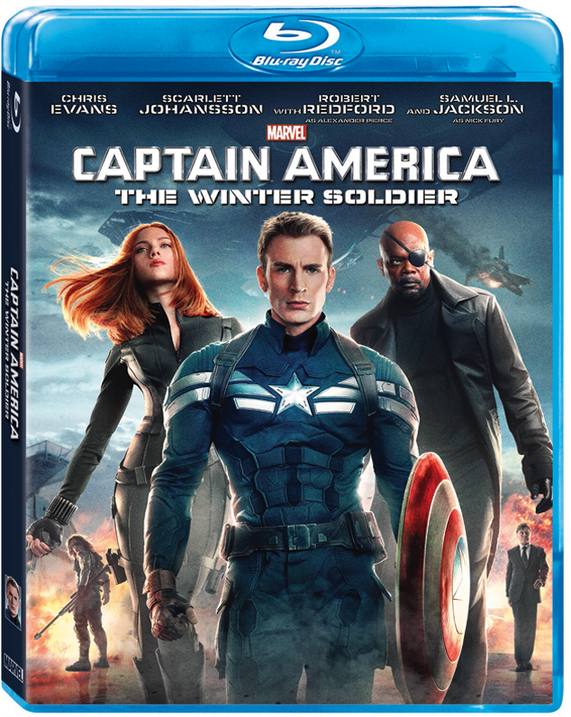 Captain America: The Winter Soldier is directed by Anthony and Joe Russo. The film stars Chris Evans, Scarlett Johansson, Sebastian Stan, Anthony Mackie, Robert Redford, and Samuel L. Jackson.