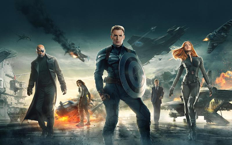 If you love action movies and/or comic book heroes Captain America - The Winter Soldier is a must for your collection!