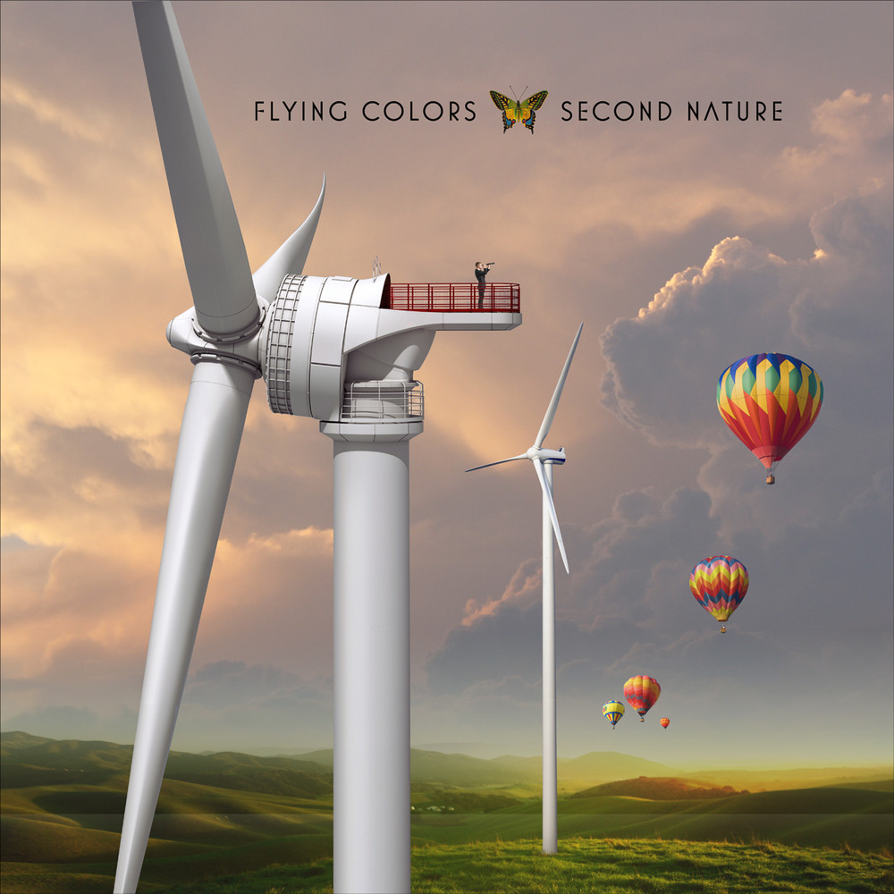 Flying Colors - Second Nature was released September 30, 2014 on the Mascot label