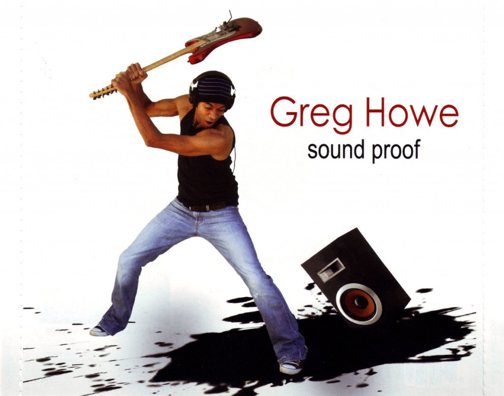 Greg Howe- Sound Proof
