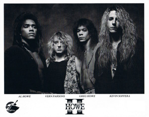 Promo photo of Howe II