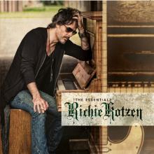 The Essential Richie Kotzen was released 2, September, 2014