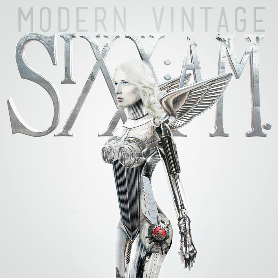 Sixx:AM's Modern Vintage is due out on 7, October, 2014 via ElevenSeven Music