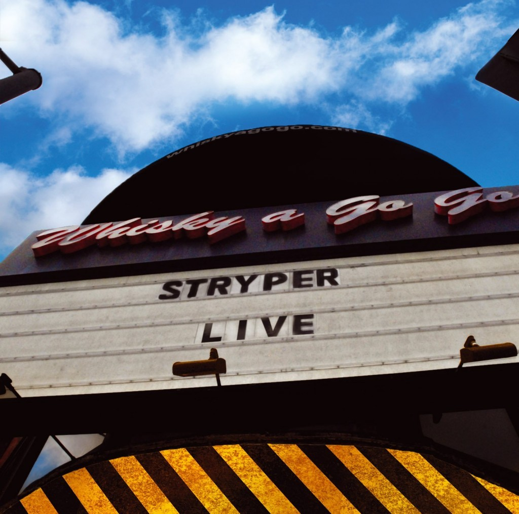 Stryper – Live at the Whisky was released on September 23, 2014.