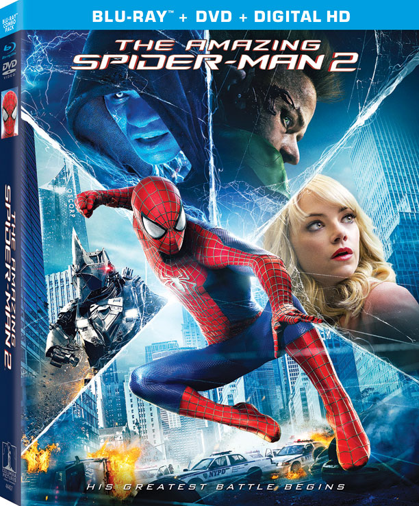 The Amazing Spider-Man 2 was released on May 2, 2014