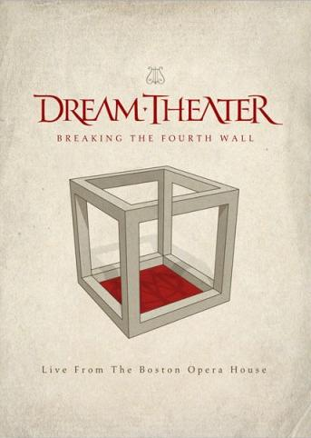Dream Theater - Breaking the Fourth Wall (Live from the Boston Opera House) blu-ray/dvd (audio download also available) released September 30, 2014