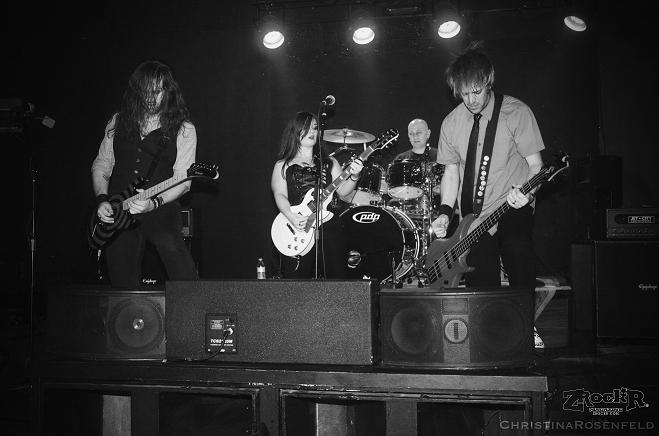 Roxy Gunn Project at Adrenaline Bar and Grill