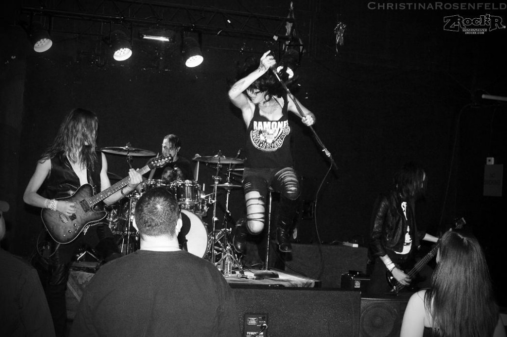 Stitched Up Heart live at Adrenaline Bar and Grill