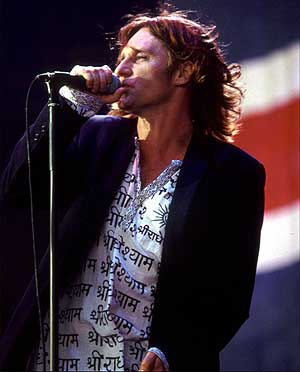 We had The Babys here- why not their original lead singer? Laid back John still can rock with the best of 'em-