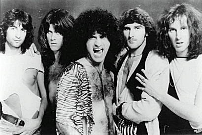 With their remake of Sweet's Ball Room Blitz, KROKUS firmly planted themselves in the American metal heart. If we could only see them at Vamp'd we would be screaming in the night with glee.
