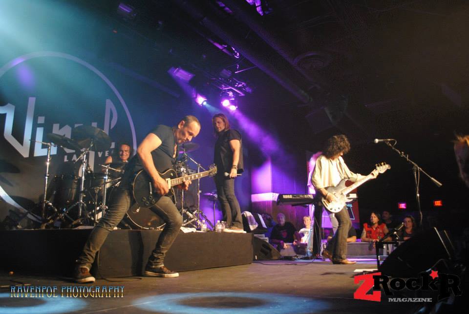 Dio's band- Now simply called Last in Line and out paying tribute to the fallen singer, would be a great fit for Vamp'd! Vinnie has played Vamp'd a few times we know (we were there!)!