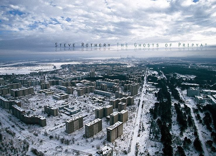 Steve Rothery - The Ghosts of Pripyat was released September 21, 2014