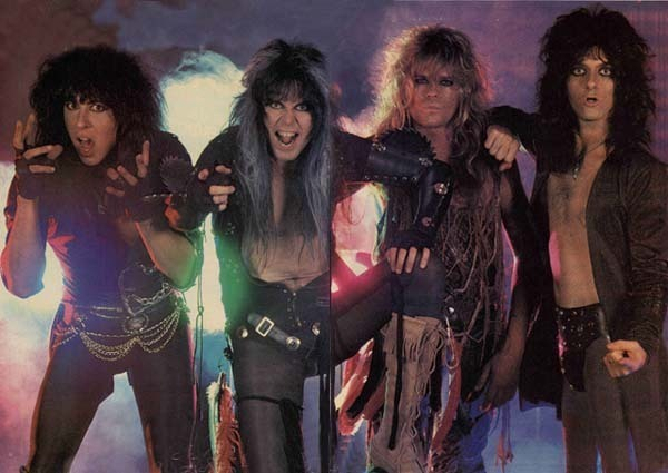 Though the band has changed from it's 80's heyday, Blackie is still leading the WASP onslaught. One that has never hit Vamp'd and we'd love it if that should change.