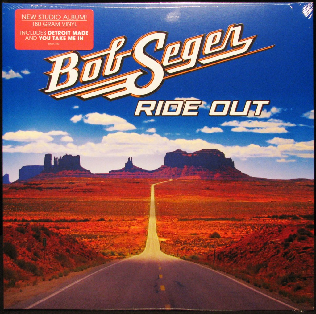 Ride Out is Bob Seger's seventeenth studio album, and it was released in October of 2014.