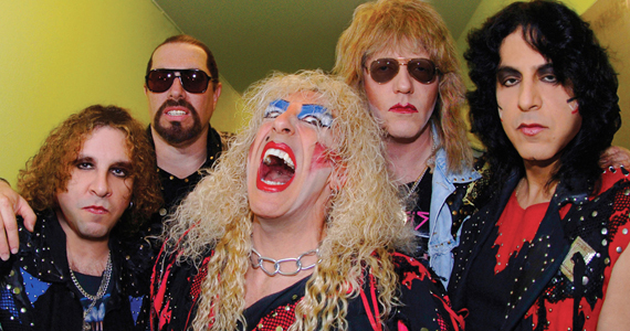 Can't we get Twisted Sister to Come Out and Play? These dudes had more chutzpah (and better eyeliner) than most chicks back when they were informing the world they weren't gonna take it anymore. They NEED to play Vamp'd!