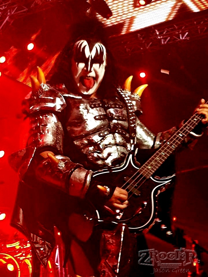 The Demon, Gene Simmons, Unleashed at The Joint