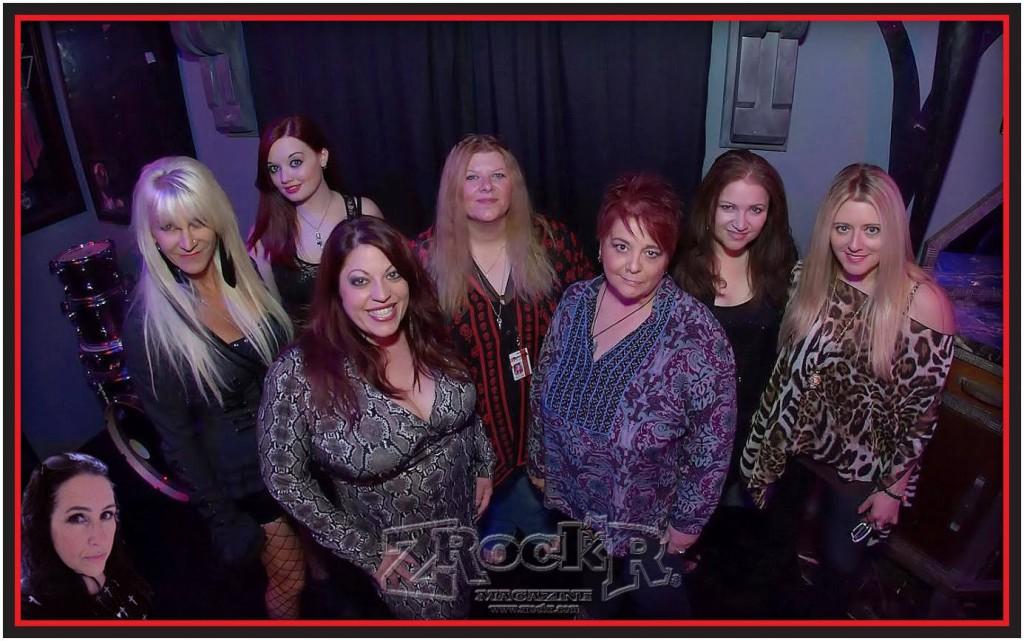 The Women Who Rock Las Vegas