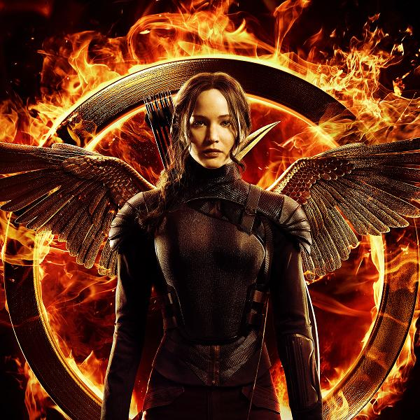 The Hunger Games: Mockingjay – Part One is the third film in the Hunger Games film franchise (of four), based on the book series by Suzanne Collins.