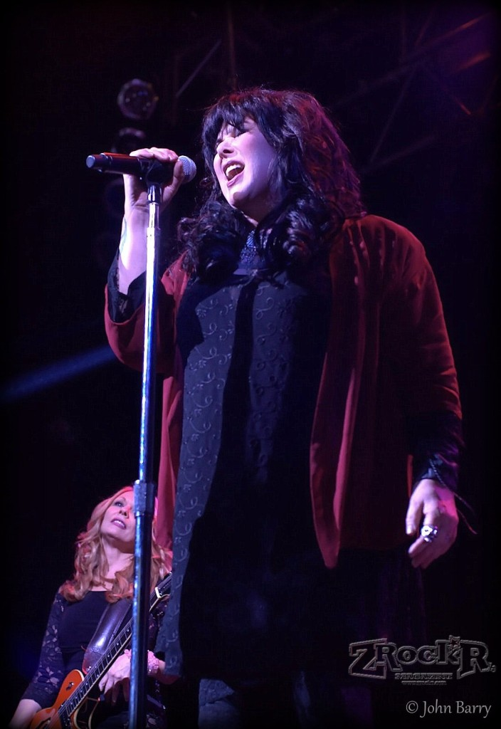 The Voice of Heart- Ann Wilson