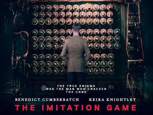 The Imitation Game is directed by Morten Tyldum, and is based on the biography Alan Turing: The Enigma.