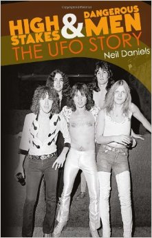 High Stakes and Dangerous Men – The UFO Story is a book by Neil Daniels, released in 2013. It is an unofficial biography not directly endorsed by the band/members/etc.