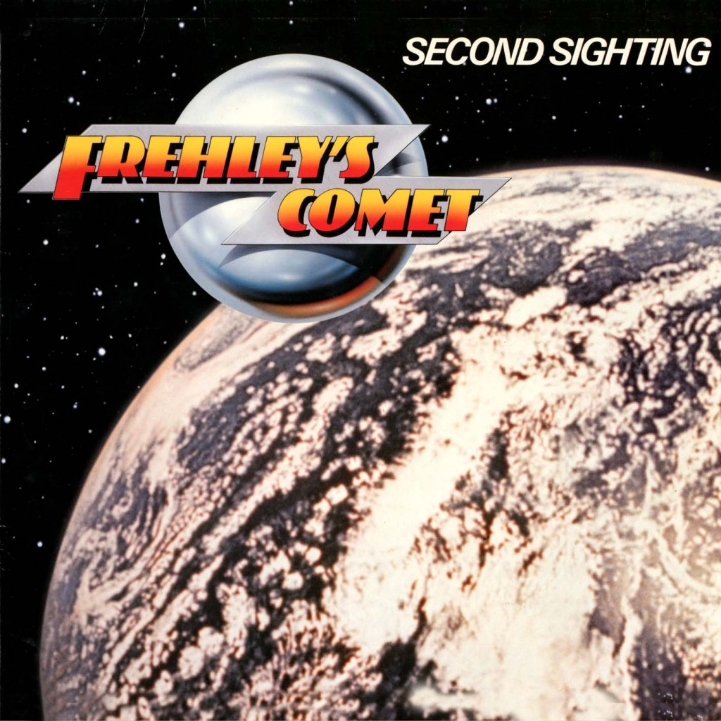 Frehley's Comet's Second Sighting album was first released in 1988.