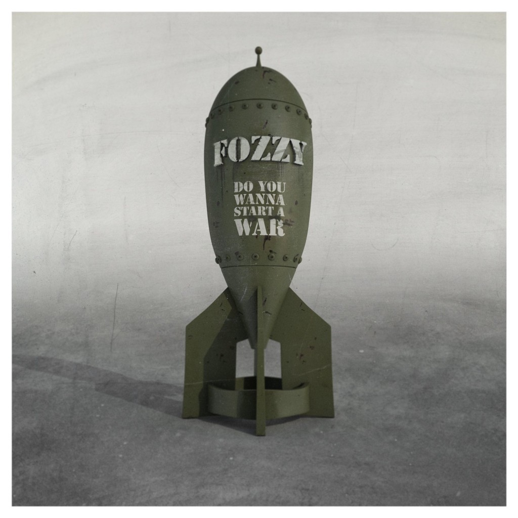 Do You Wanna Start a War is Fozzy's latest studio album. This in-store appearance on August 18, 2014, was promoting the release.