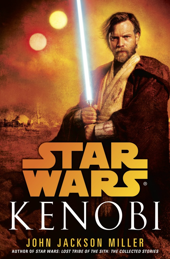 Kenobi is a Star Wars Expanded Universe novel written by John Jackson Miller, first released in 2013.