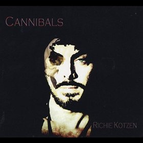Richie Kotzen -Cannibals- was released on January 8, 2015