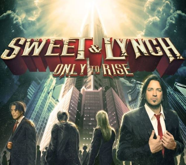 Only to Rise is the debut album from Sweet and Lynch, a collaboration between Michael Sweet and George Lynch. The record features James LoMenzo on bass and Brian Tichy on drums.